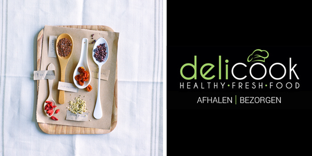 Delicook Powerfood Afhalen