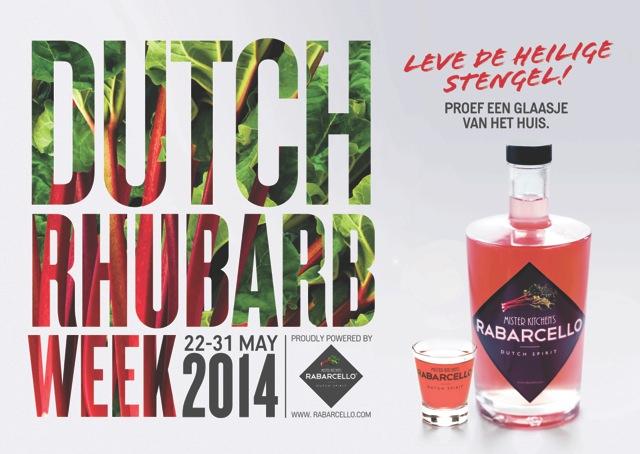 Dutch Rhubarb Week