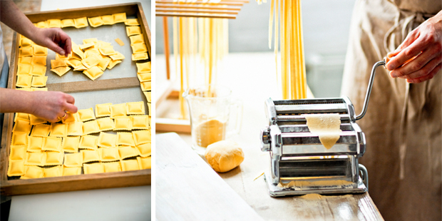 delicious. proeft pasta