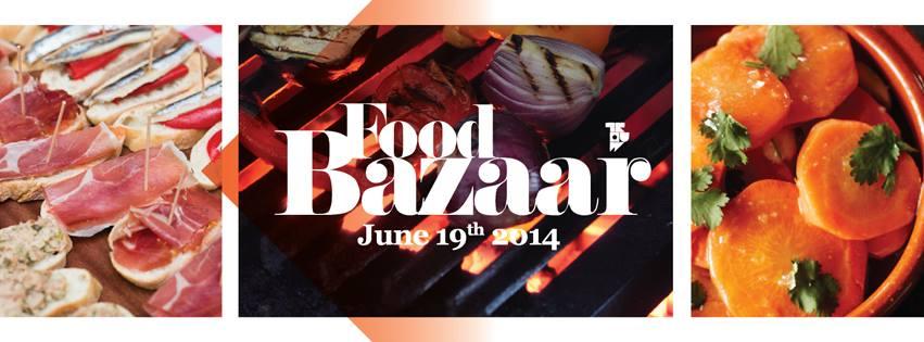kom dan! naar de food bazaar in trouwamsterdam