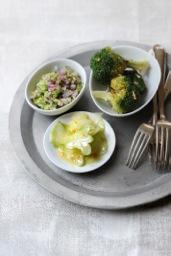 no waste broccoli: broccoli op 3 manieren