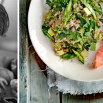 quinoa salade ceviche zalm - delicious