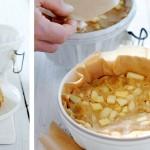basis stoompudding appel en peer | delicious