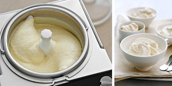 Vanille-ijs Maken Basis