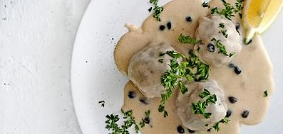 food uit berlijn: königsberger klopse