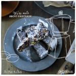 panforte met espresso fairtrade | delicious