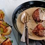 bistecca alla gorgonzola - delicious