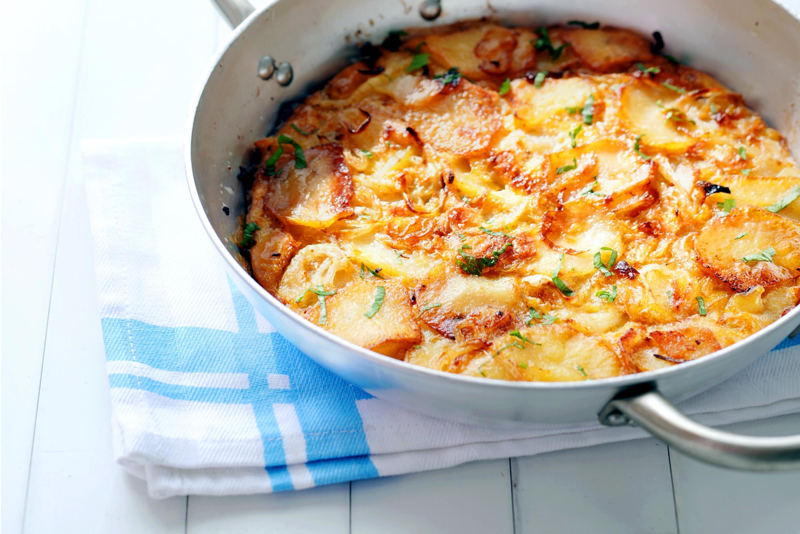 tortilla bakken | delicious
