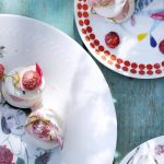 meringuetorentjes rozenroom   delicious