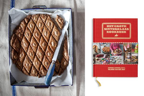 gevulde speculaas uit het grote sinterklaas kookboek