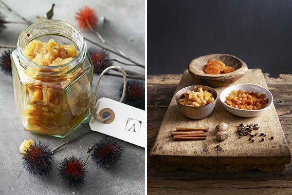 schoen- of kerstcadeautje: winterse vruchtenchutney