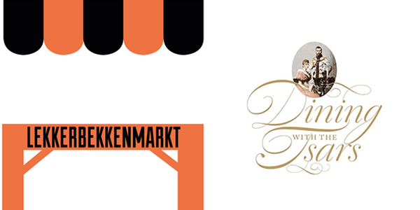 weekendbites: lekkerbekkenmarkt en dining with the tsars