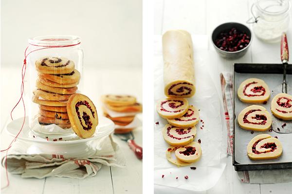 cranberry-kardemon koekje | delicious