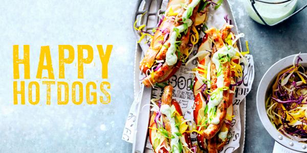 Bull's & dogs hotdog