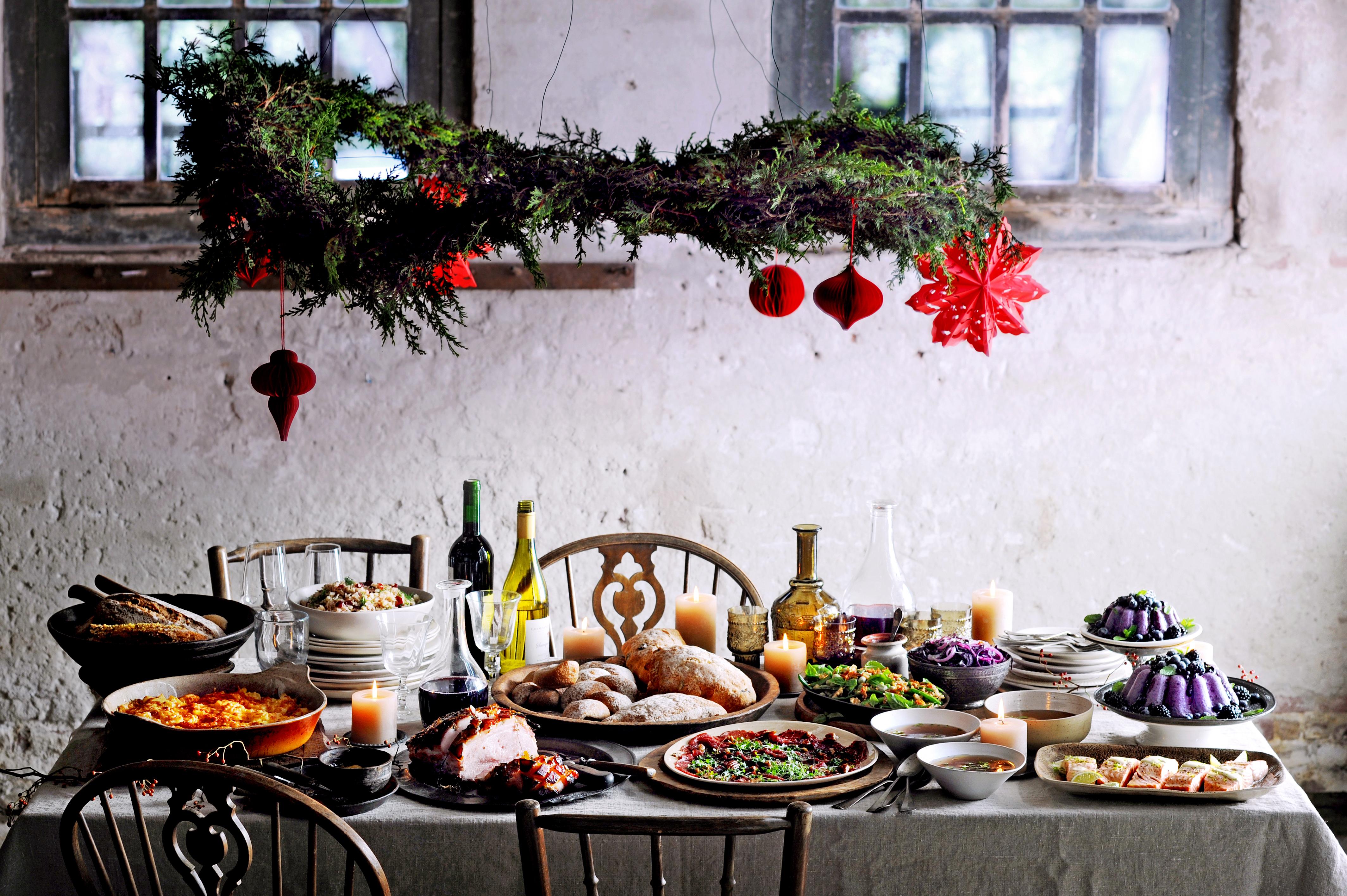 kerst familietafel met Janneke Philippi