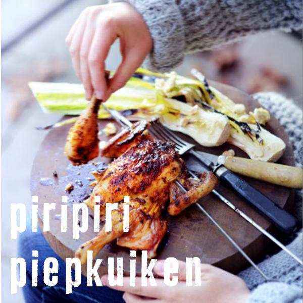 piripiri piepkuiken | delicious