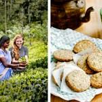 ceylon Earl Grey shortbread koekjes | delicious