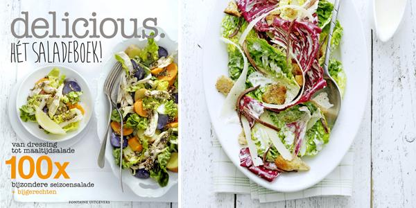 delicious. hét saladeboek