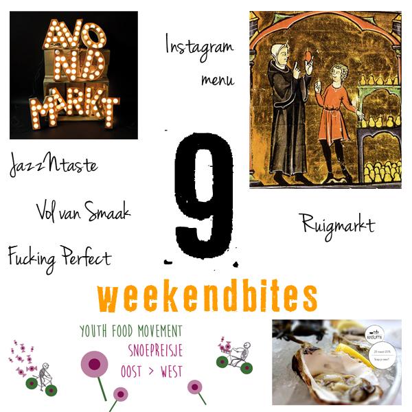 9 tips voor dit weekend