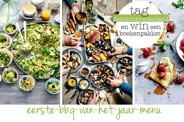 kook, instagram en win een boekenpakket