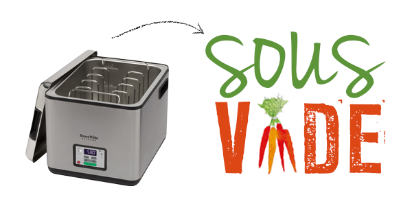 slow, snel of sous vide koken
