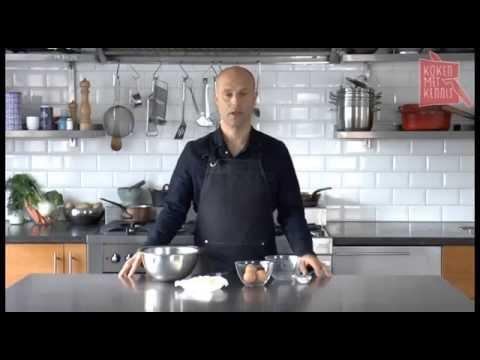 eke – botersauzen: bearnaise en hollandaise