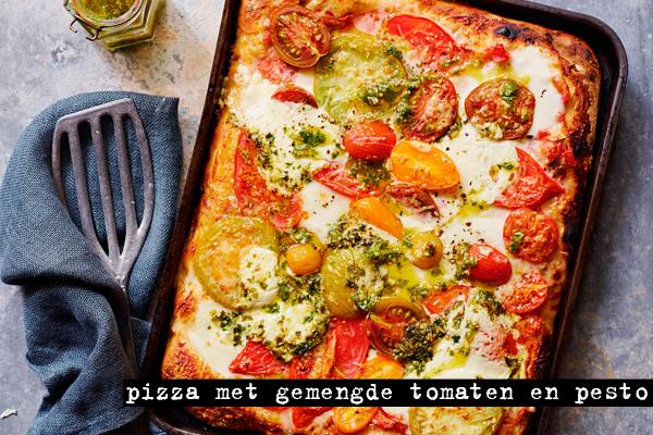 pizzawiel voor trouwe abonnees – delicious. 6-2016