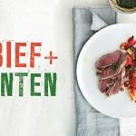 rosbief met geroosterde groenten | delicious