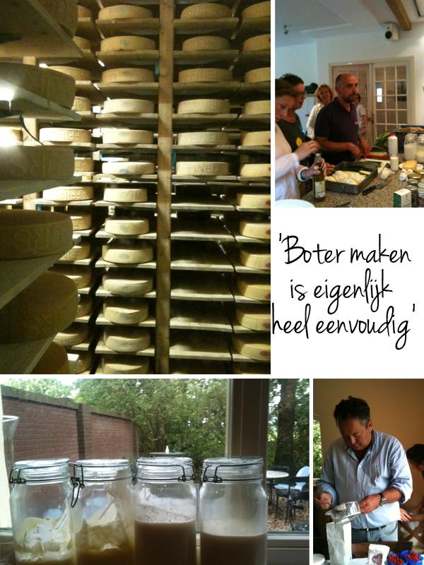 verslag – boter maken in Bennekom