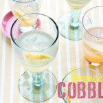 cobbler limoncello | delicious