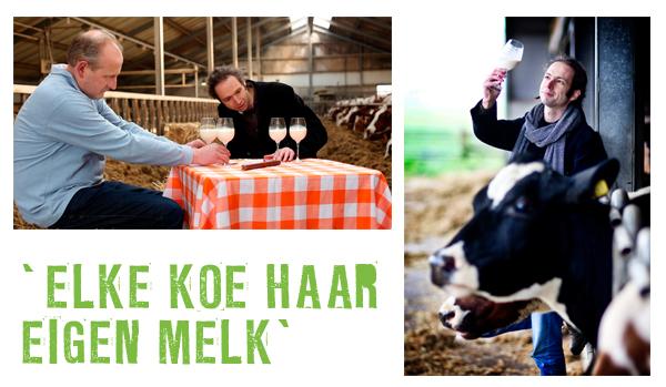 melksommelier Bas de Groot is bezeten van melk