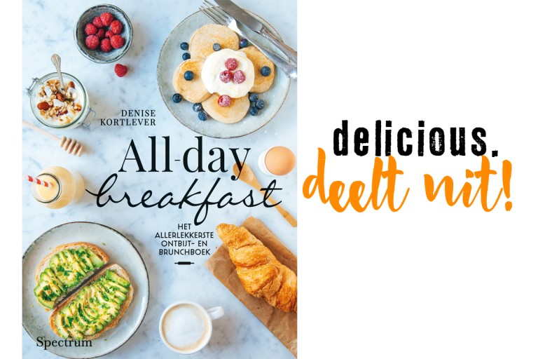 delicious. deelt uit: all day breakfast
