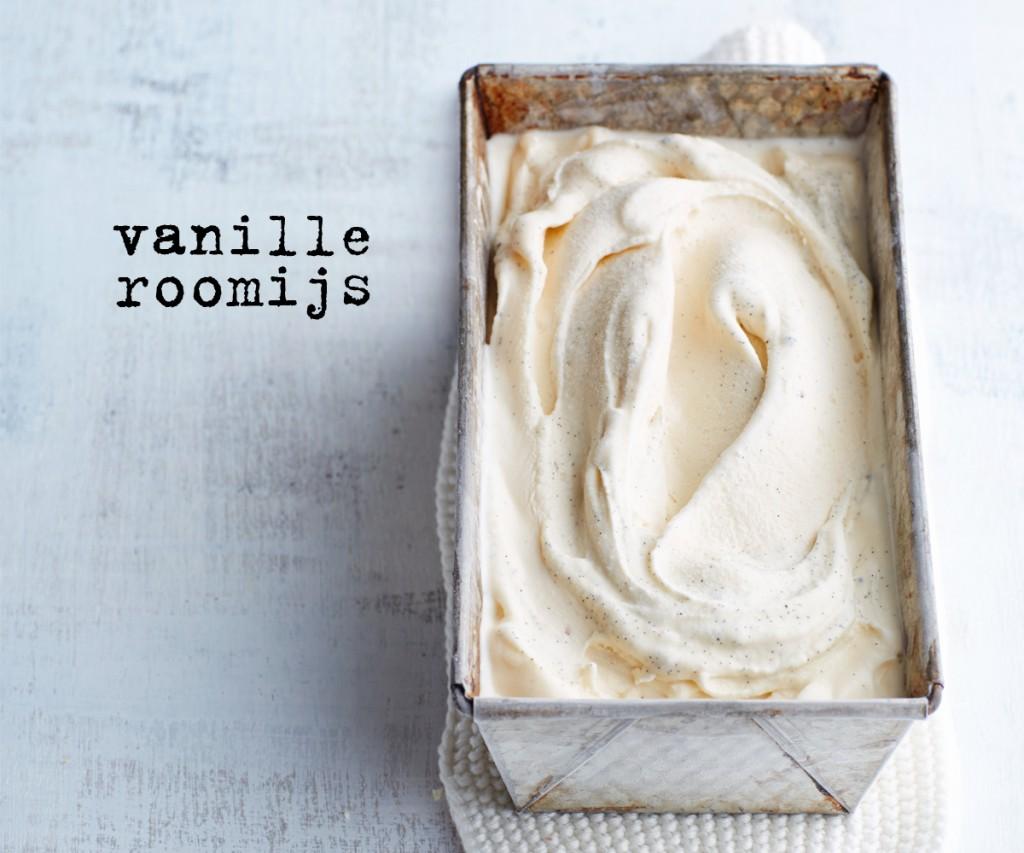 vanilleroomijs-delicious