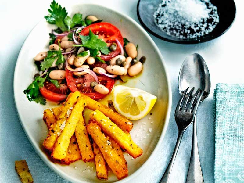 friet-polenta-delicious