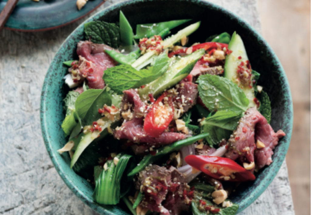 salade-ossenhaas-delicious
