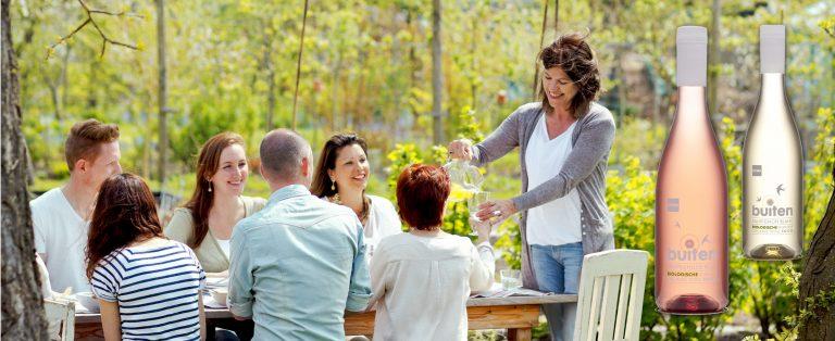 de perfecte picknick mét buiten wijn