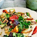 groentesalade-halloumi-delicious