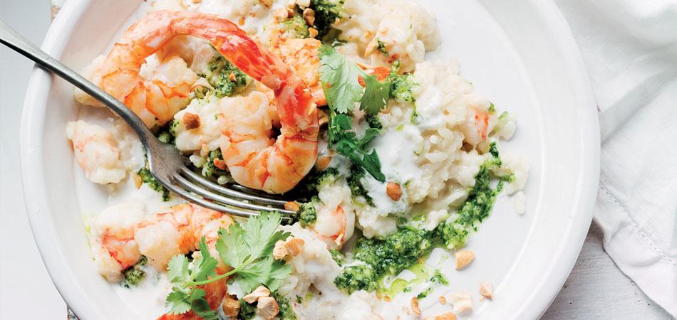 risotto-garnalen-delicious