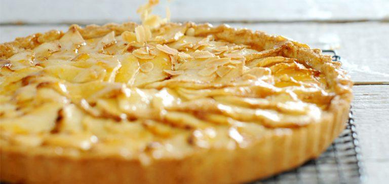 Zo maak je stap voor stap de perfecte Franse appeltaart