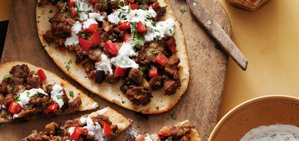 Indiase-pizza-delicious