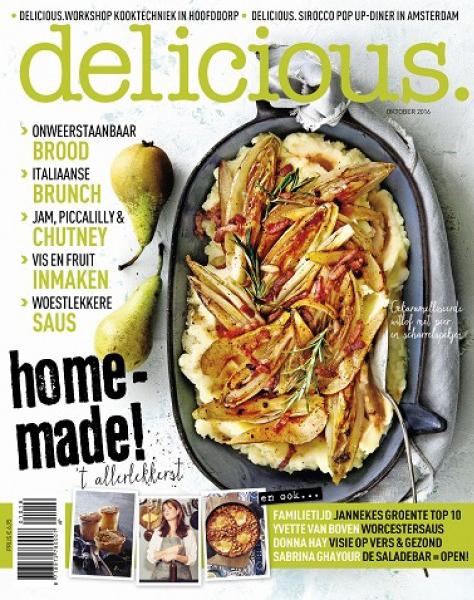 delicious. editie 10-2016