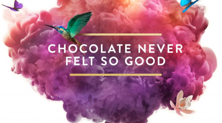 verleidelijke chocolade