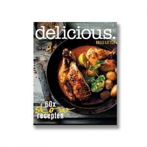 delicious. 60 x slow recepten