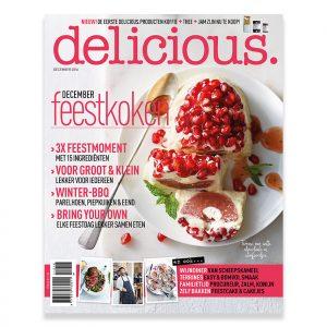 delicious. editie 12-2016