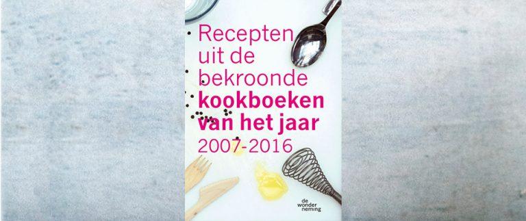 recepten uit de bekroonde kookboeken van het jaar