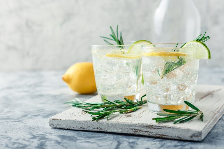 gin-tonic - delicious
