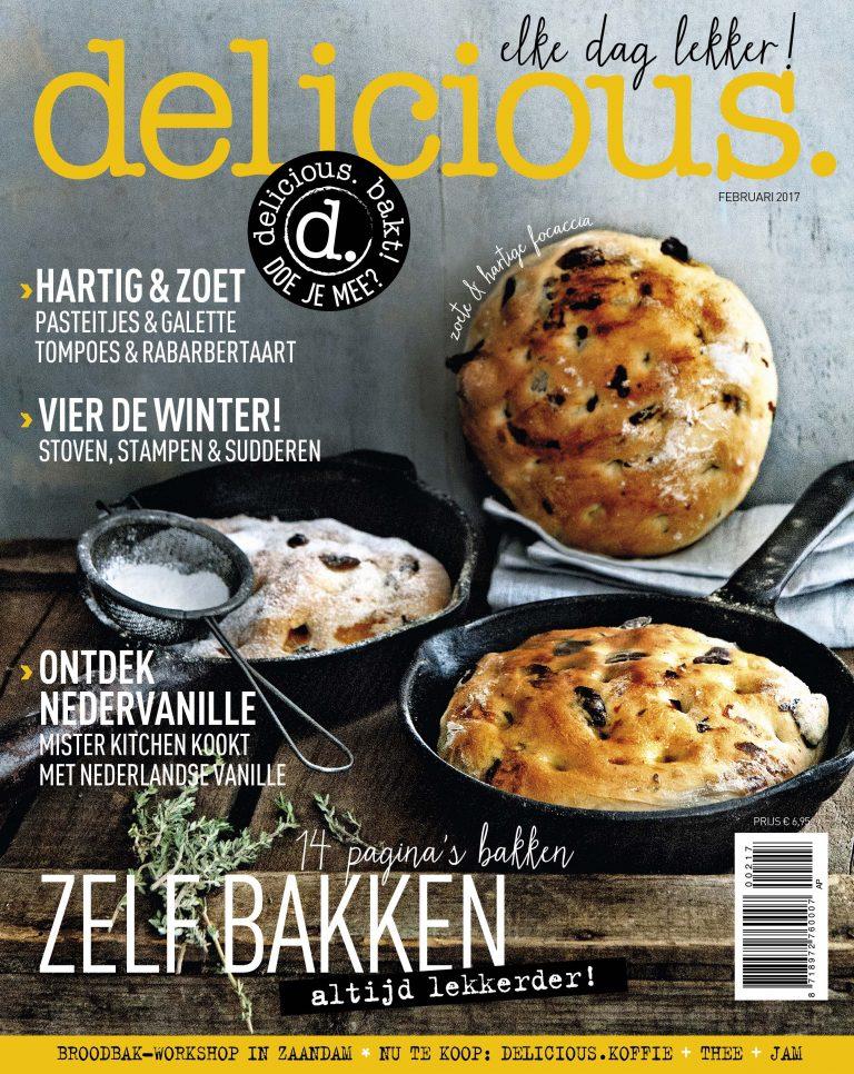 delicious. editie 2-2017