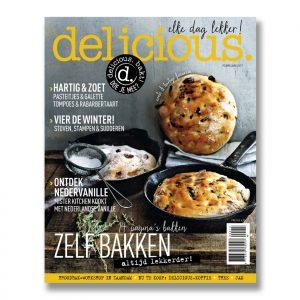 delicious. editie 2 – februari 2017