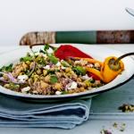 speltcouscous salade