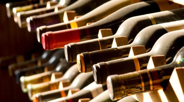 wijn opleggen in 6 stappen